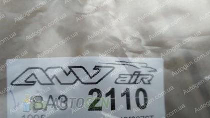 ANV Козырек заднего стекла (бленда) ВАЗ 2110 скотч (ANV)