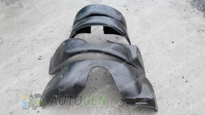 Nor-Plast Подкрылки Mercedes Vito W638 (1995-2003) (4шт) (Nor-Plast)