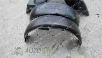 Подкрылки Mercedes Vito W638 (1995-2003) (задние 2шт) (Nor-Plast)