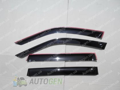 CT-VL Tuning Ветровики Mitsubishi Pajero 3 Pinin (5 дверей) (1999-2006) CT