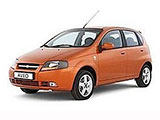 Chevrolet Aveo (T200) (2002-2008)