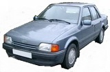 Ford Orion 2 (1986-1990)