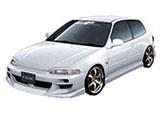 Civic 5 (1991-1996)