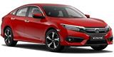 Civic X (SD/HB-4D-5D) (2017->)