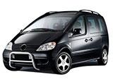 Vaneo (W414) (2001-2005)
