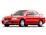 Lancer 7 (1991-1996)