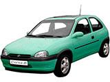 Corsa B (1993-2004)
