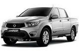 SsangYong Actyon Sports (2012->)