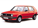 Volkswagen Golf 2 (1983-1992)
