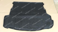 Коврик в багажник Mazda 6 SD (2002-2008) (Avto-Gumm полимер-пластик)