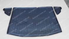 Коврик в багажник Suzuki Vitara 2 (2015->) (Avto-Gumm полимер-пластик)