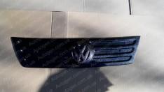Решетка радиатора (верхняя) зимняя Volkswagen Caddy 3 (2004-2010) Матовая