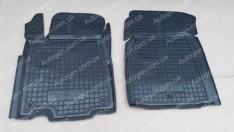 Коврики салона Acura MDX 2 (2006-2013) (передние 2шт) (Avto-Gumm)