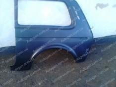 Крыло ВАЗ Нива 2121, 21213 заднее левое (АвтоВАЗ)