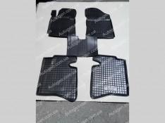 Коврики салона Geely MK 2 HB, Geely MK Cross HB (2008-2017) (5шт) (Avto-Gumm)