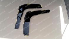 Ветровики Renault Trafic 2 (2001-2014) (вставные) (Heko)