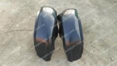 Подкрылки Kia Cerato 1 (2004-2008) (задние 2шт.) (Mega-Locker)