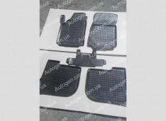 Коврики салона Audi A6 C4, Audi 100 C4 (1990-1997) (5шт) (Avto-Gumm)