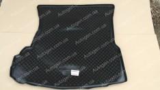 Коврик в багажник Audi A4 B5 SD (1995-2001) (резино-пластик) (Nor-Plast)