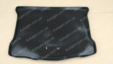 Коврик в багажник Ford Kuga (2008-2012) (резино-пластик) (Nor-Plast)