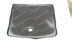 Коврик в багажник Peugeot 206 SD (2006-2009) (резино-пластик) (Nor-Plast)