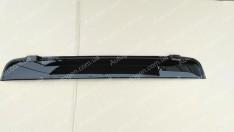 Козырек заднего стекла (бленда) ВАЗ Нива 2121, 21213 тайга скотч (ANV)