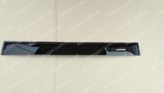 Козырек заднего стекла (бленда) Renault Logan SD (2004-2013) скотч (ANV)
