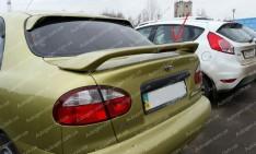 Спойлер багажника Daewoo Lanos, Daewoo Sens (Design DST) (стекловолокно)