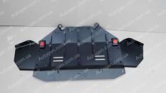 """Защита двигателя Audi A6 C5 (1997-2004) (2.3 и меньше)  """"Titanium"""""""