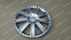 Колпаки на колеса Kruiz R14 3D carbon (STR)