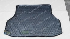 Коврик в багажник Daewoo Gentra SD (2013->) (Avto-Gumm полимер-пластик)