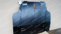 Защита двигателя Fiat Fiorino 3 Qubo  (2008->)