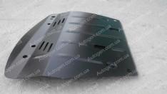 """Защита двигателя Fiat Grande Punto (2005-2012) """"Titanium"""""""
