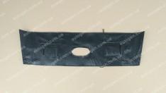 Утеплитель решетки радиатора Ford Transit (1992-2000) (малый) мягкий черный