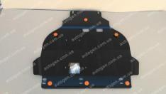 """Защита двигателя Ford Focus 2  (2004-2011) (дизель)    """"Titanium"""""""