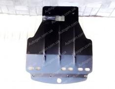 """Titanium Защита двигателя Honda Civic 8 (5D) (хетчбек)   (2006-2011)     """"Titanium"""""""