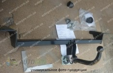 """Фаркоп Jeep Liberty (KJ) (2001-2008) """"VSTL съемный"""""""