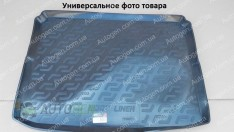 Коврик в багажник Volkswagen Tiguan (2016->) (нижний) (Lada-Locker)
