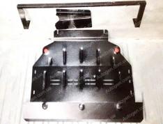 """Защита двигателя Hyundai Sonata 6 (YF) (X-подрамник) (2010-2015) """"Titanium"""""""