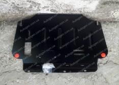 """Titanium Защита двигателя Kia Ceed 1 (обычная) (2006-2012)  """"Titanium"""""""