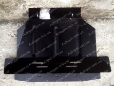 "Защита двигателя Mercedes W208 CLK-Class  (1997-2002)     ""Titanium"""