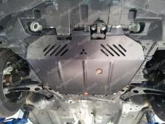 Защита двигателя Mitsubishi ASX  (2010->)