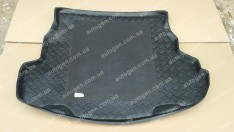 Коврик в багажник Mazda 6 SD (2002-2008) (Rezaw-Plast антискользящий)
