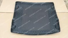 Коврик в багажник Ford Focus 2 Wagon (универсал) (2004-2011) (Rezaw-Plast антискользящий)