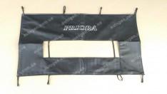Утеплитель решетки радиатора и бампера ВАЗ Priora 2170, 2171, 2172 (большой) мягкий черный