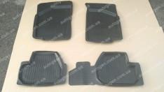 """Коврики салона Renault Megane 2 (2002-2008) (4шт) """"Y-Premium"""""""