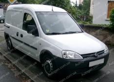 Защита двигателя Opel Combo C (2001-2011) Titan