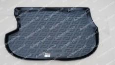 Коврик в багажник Mitsubishi Outlander 1 (2003-2006) (Lada-Locker)