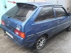 Спойлер багажника ЗАЗ Таврия (Design Verx) (стекловолокно)