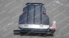 """Защита двигателя Seat Leon 1 (1998-2005) """"Titanium"""""""